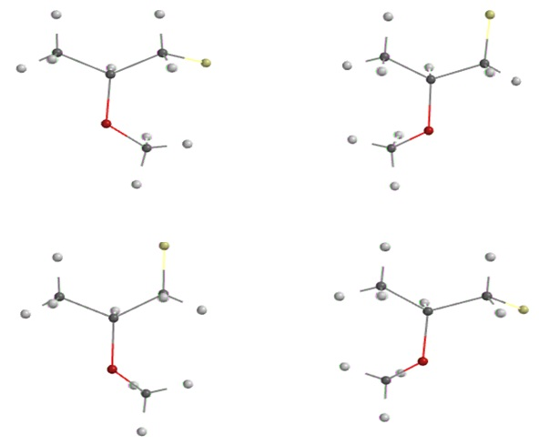 Thermodynamics and kinetics of 1-fluoro-2-methoxypropane vs Bromine monoxide radical (BrO): A computational view