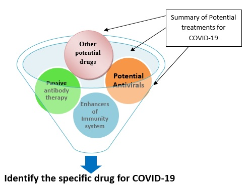 A mini-review on the current COVID-19 therapeutic strategies